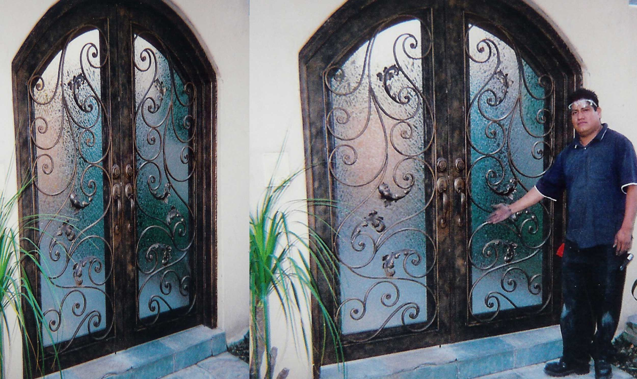 Spanish Wrought Iron Doors 2500 x 1490 · 345 kB · jpeg